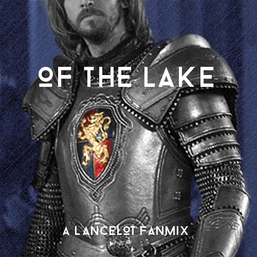 of the lake