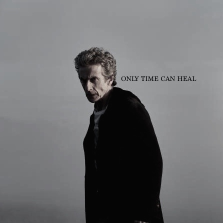 Only time can heal