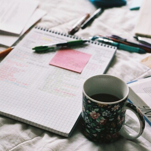 Coffee + Paper
