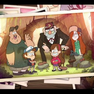 Summer in Gravity Falls