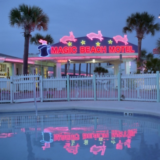 magic beach motel