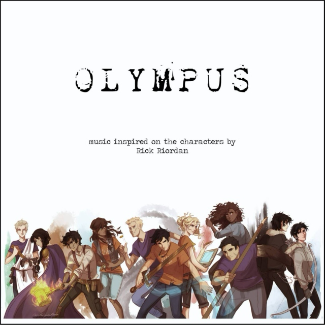 OLYMPUS (music inspired on the characters by Rick Riordan)