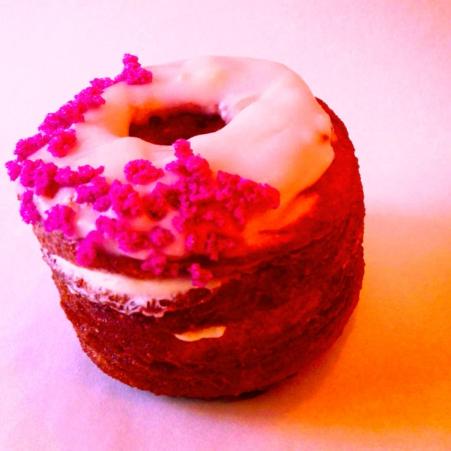 THE YEAR OF THE CRONUT