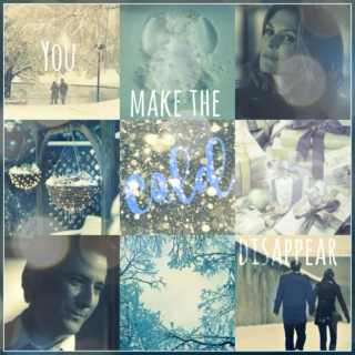 """You Make the Cold Disappear"": A Christmas Eve Kabby Mix"