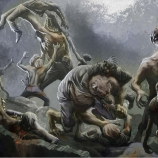 Zombies and Werewolves