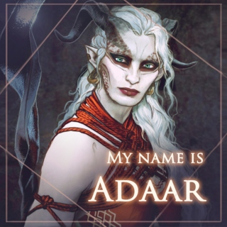 My name is Adaar
