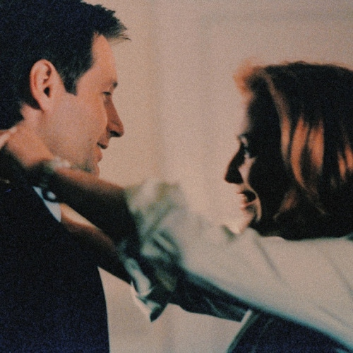 mulder x scully /// revive