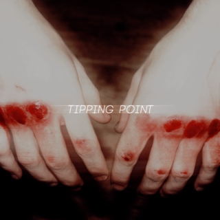 tipping point.