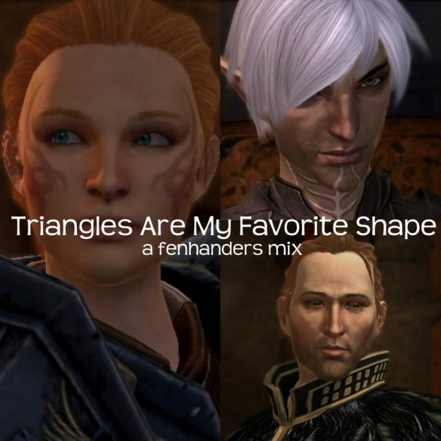 Triangles Are My Favorite Shape