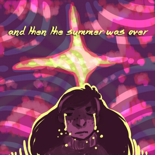 and then the summer was over
