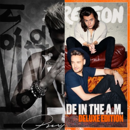 Justin Bieber/One Direction New Albums (Purpose) (Made in the A.M)-Part 5