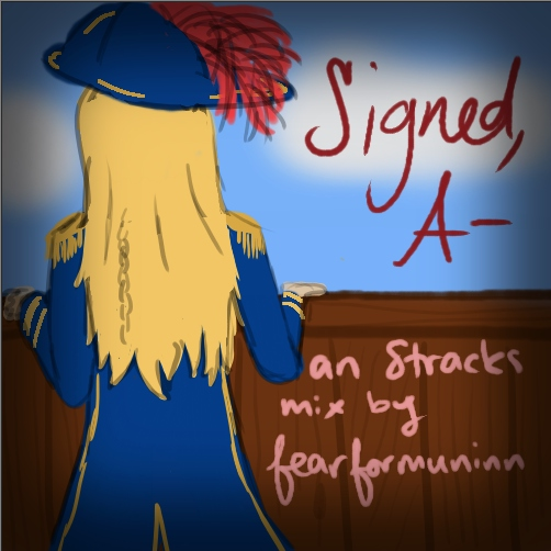 Signed, A-