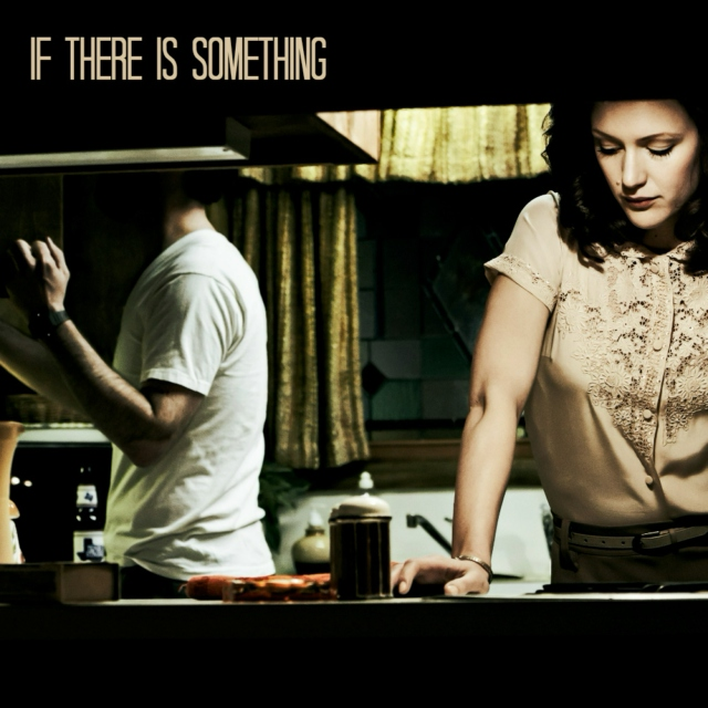 if there is something