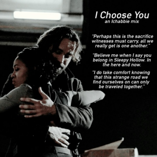 i choose you // ichabbie