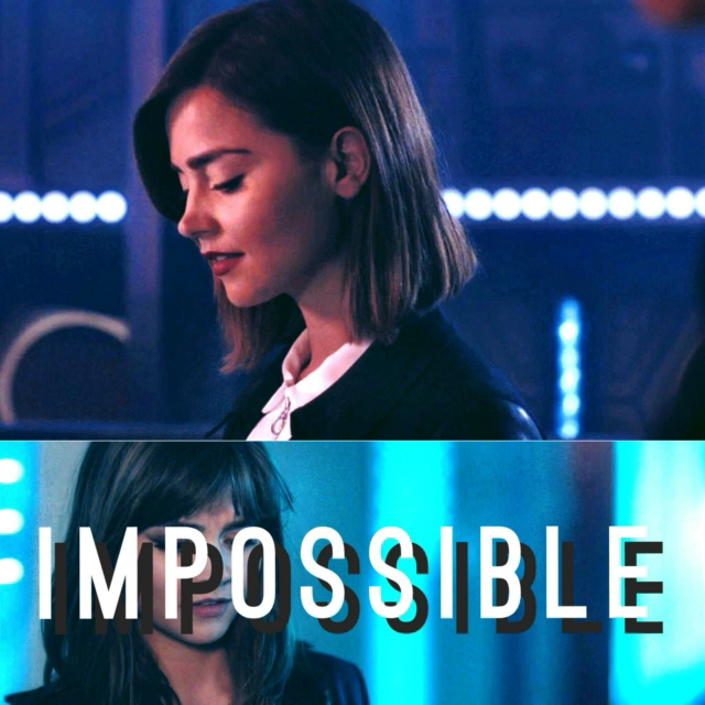 she's not possible