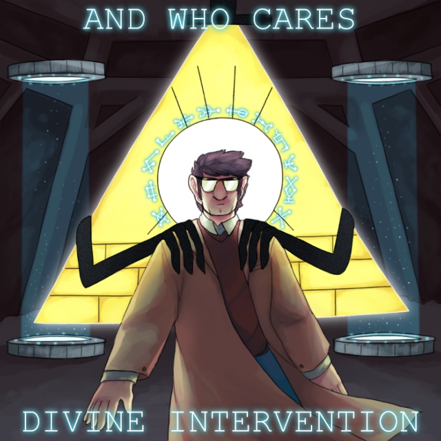and who cares divine intervention