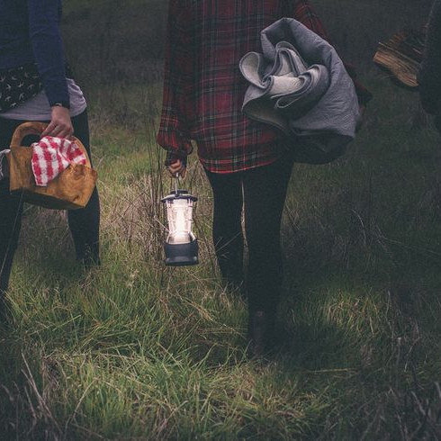 oh, darling, let's be adventurers.