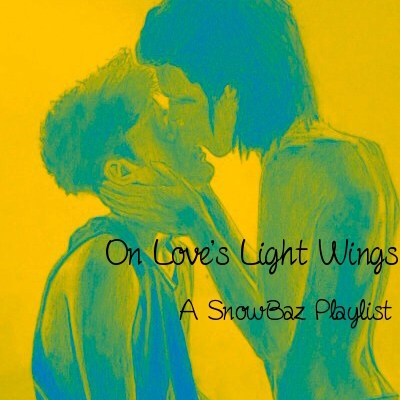 On Loves's Light Wings