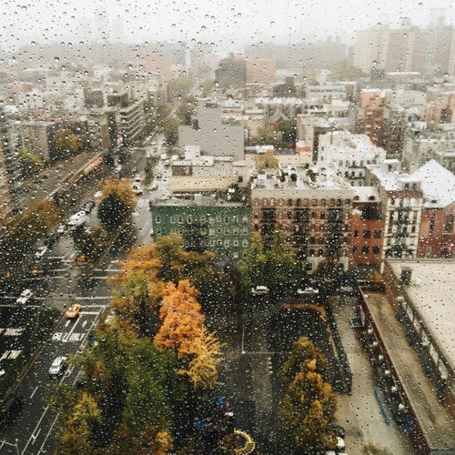 Songs for Rainy Drives