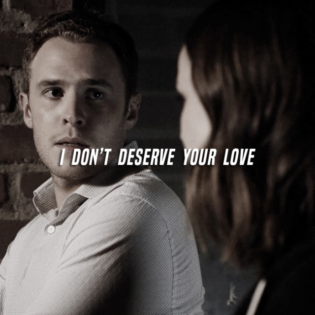 fitzsimmons  //  I don't deserve your love