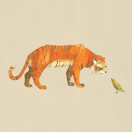 The Tiger and the Bird.