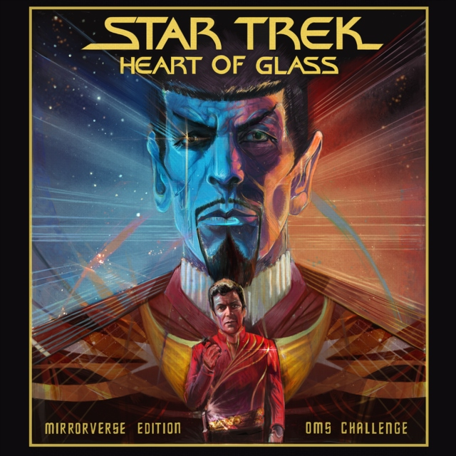Search for Spock: Heart of Glass Mix
