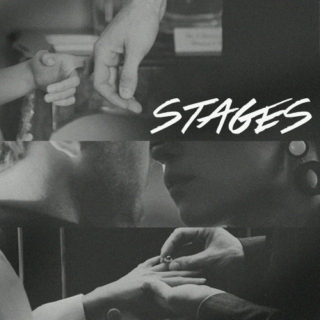 Stages. [Illya x Gaby]
