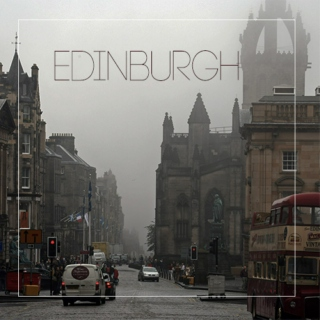 Homesick Project II: Edinburgh[fiction]