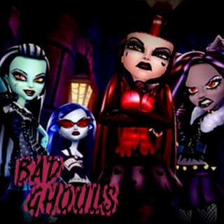 Bad Ghouls Do It Well