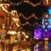 Christmasland in Disney melodies;