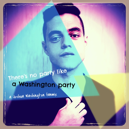 There's no party like a Washington party