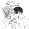 I'll Be There When we both get carried away (A LeviHan mix)