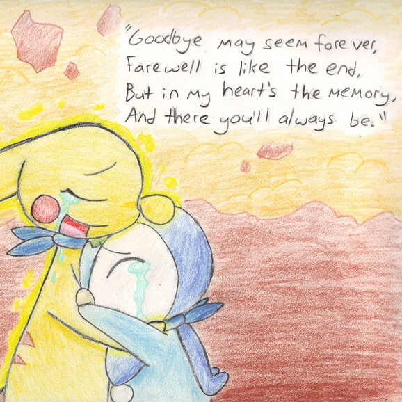 PMD Ending Tribute