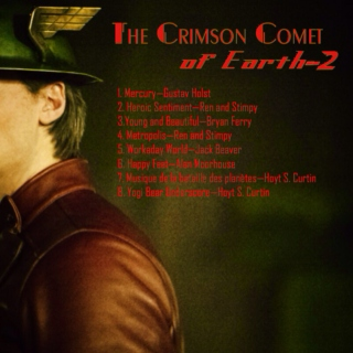 The Crimson Comet of Earth-2