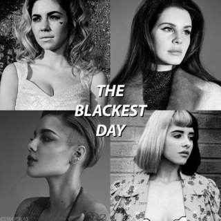 the blackest day