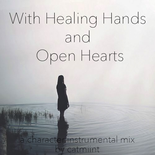 With Healing Hands and Open Hearts