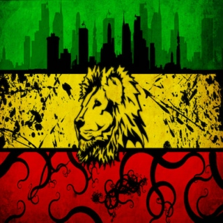 Rise of the Rasta Rebel Lion