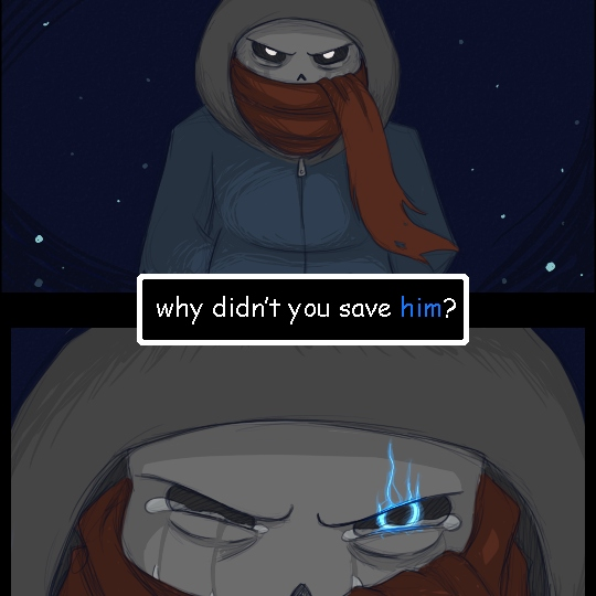 Why Didn't He Deserve Your Mercy?