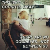 Tearful Goodbyes