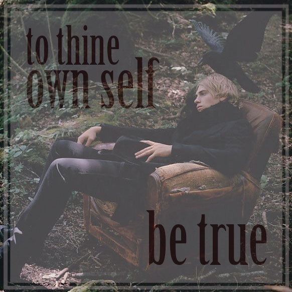 to thine own self be true - a hamlet fanmix