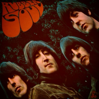 Rubber Soul: Alternate Track's (50 Years Edtion)