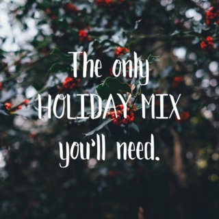 The only holiday mix you'll need