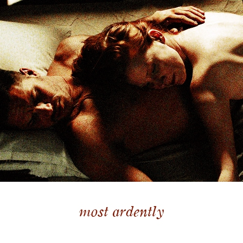 most ardently