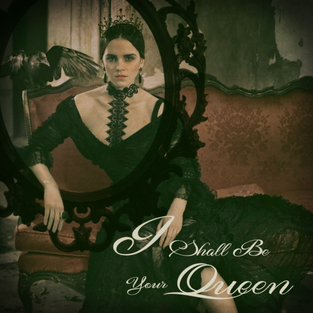 I Shall Be Your Queen
