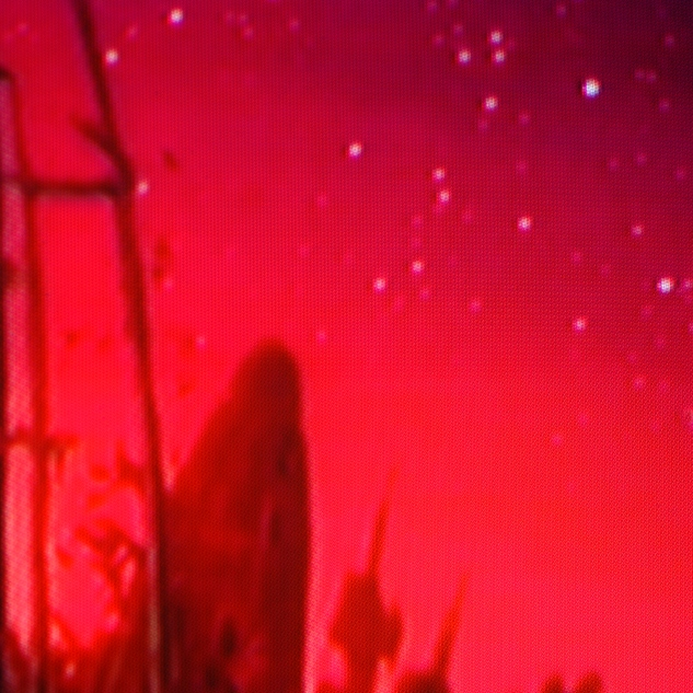 I: born under a red moon