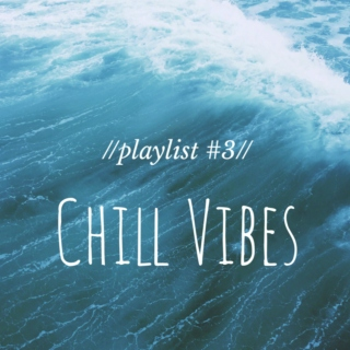 chill vibes // electronic playlist