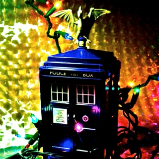 Christmas in the Tardis