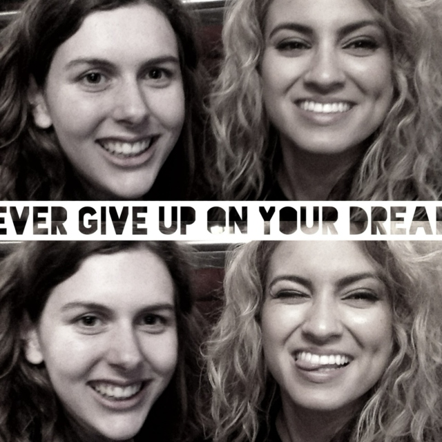 Don't give up on dreams