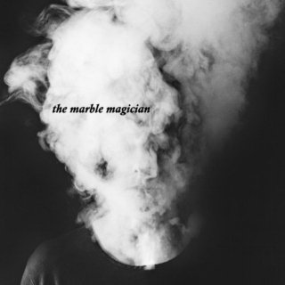 the marble magician