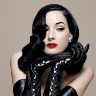 get ready with Dita
